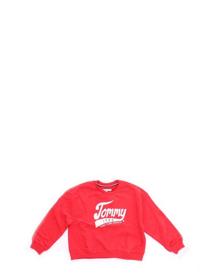 TOMMY HILFIGER Sweat Red
