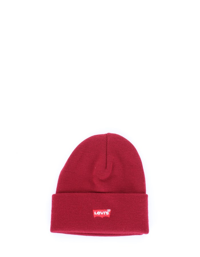 LEVI'S Hat Bordeaux