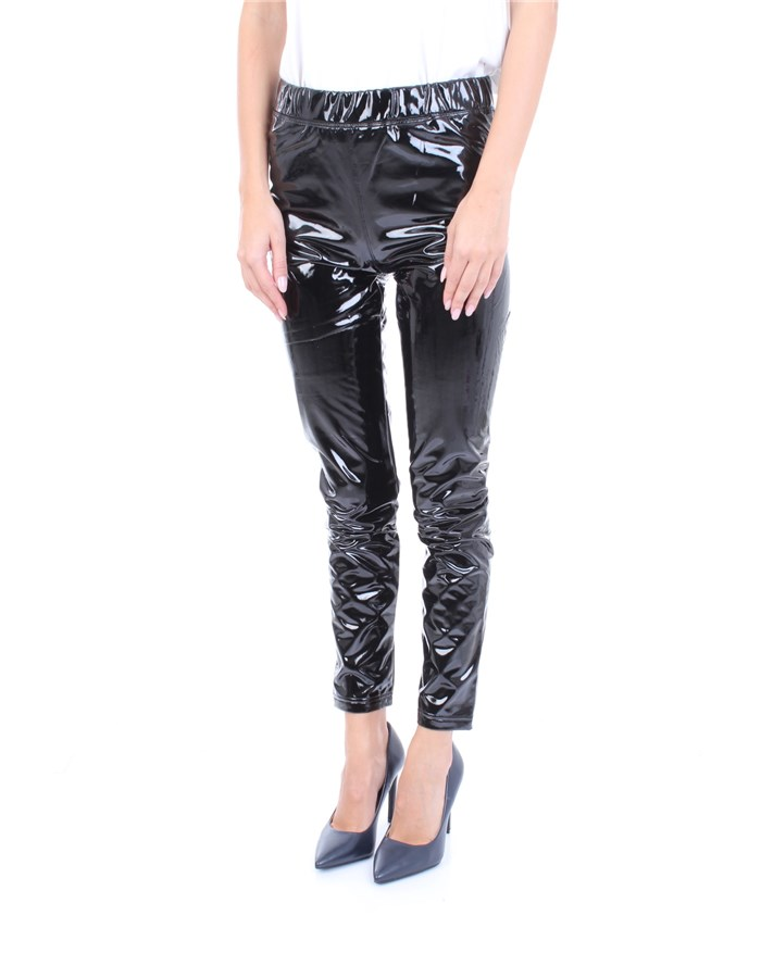 MOLLY BRACKEN Leggings Black
