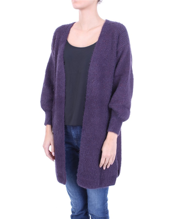MOLLY BRACKEN Jacket Plum