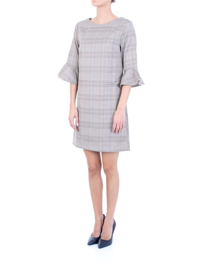 MOLLY BRACKEN Dress Grey