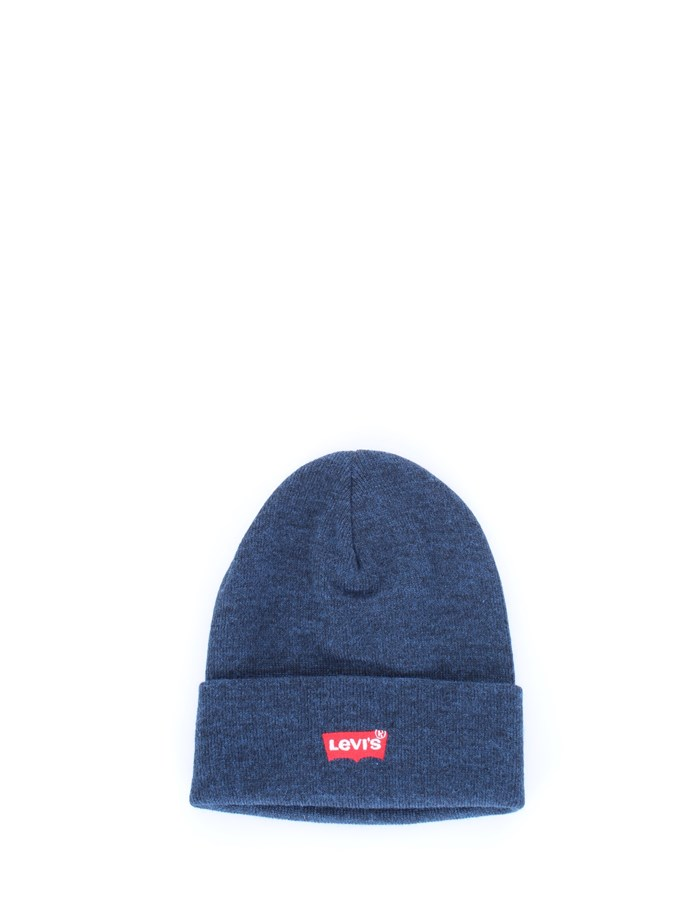 LEVI'S Hat Blue Navy