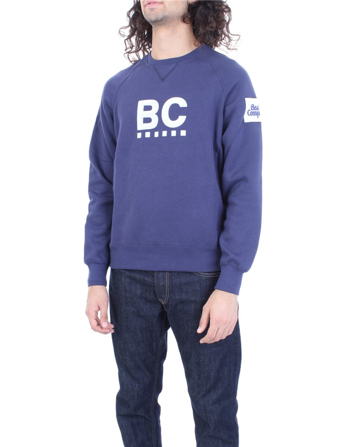 BEST COMPANY Sweatshirt Navy