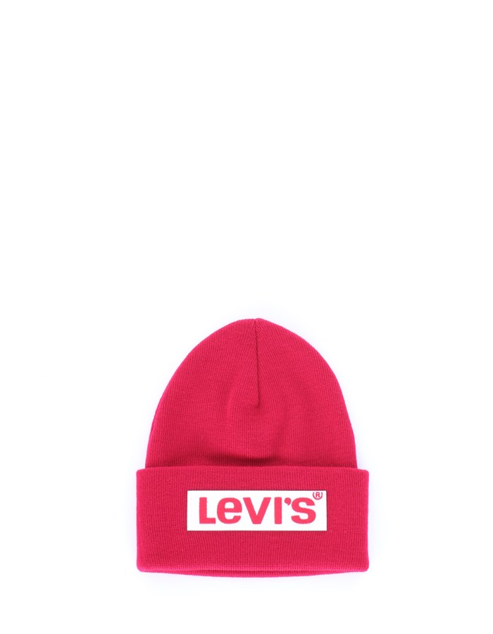 LEVI'S Hat red