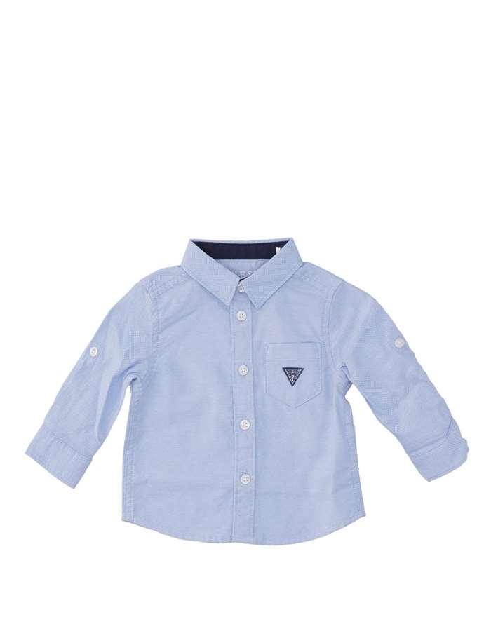 Camicia GUESS GUESS Camicia Blu bacbf6da9c15