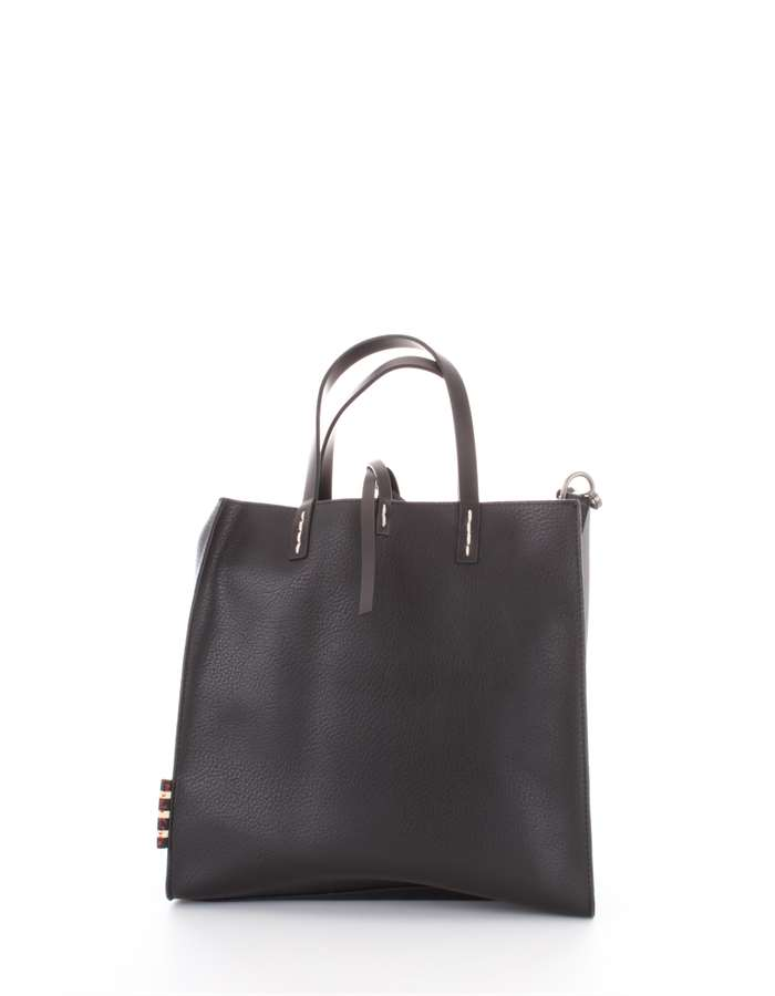 MANILA GRACE Accessori Donna Borsa Nero W01421