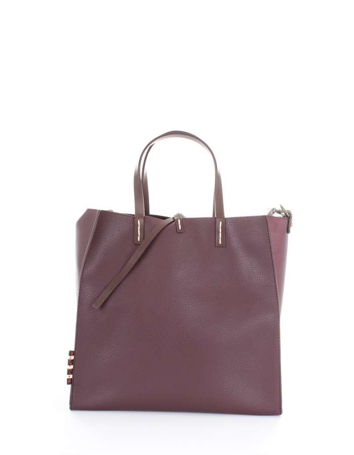 MANILA GRACE Accessori Donna Borsa Bordeau W01421