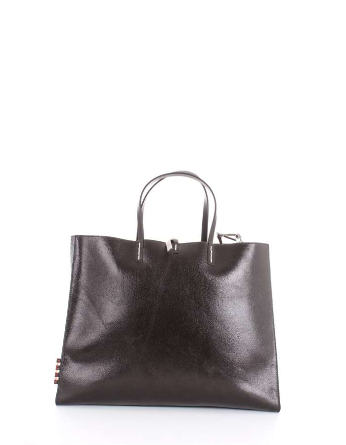 MANILA GRACE Accessori Donna Borsa Nero W01434