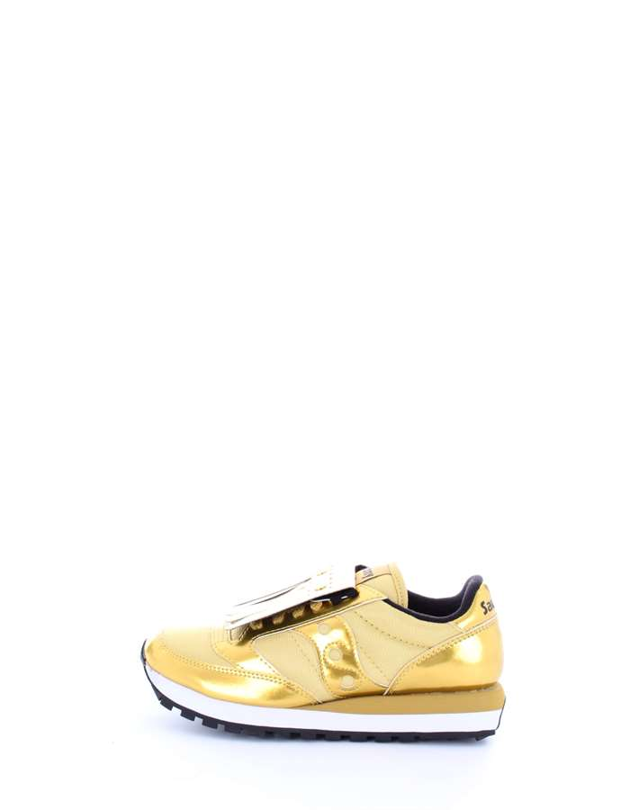 SAUCONY Scarpe Donna Sneakers Oro JAZZ GOLD 1044 460