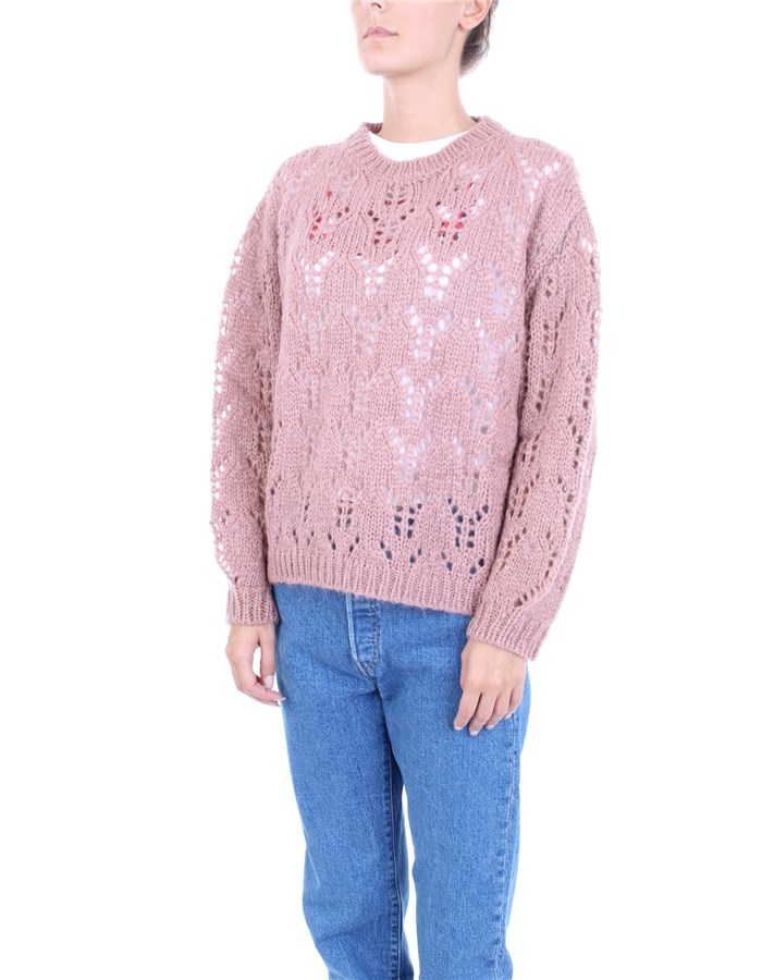 BEATRICE B Sweater Antique pink