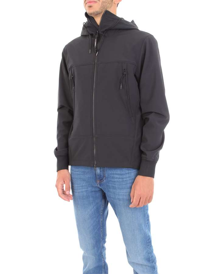 CP COMPANY Coat Black coffe