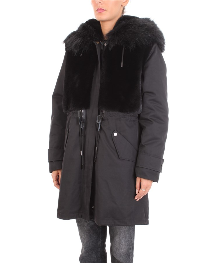 DONDUP Coat Black