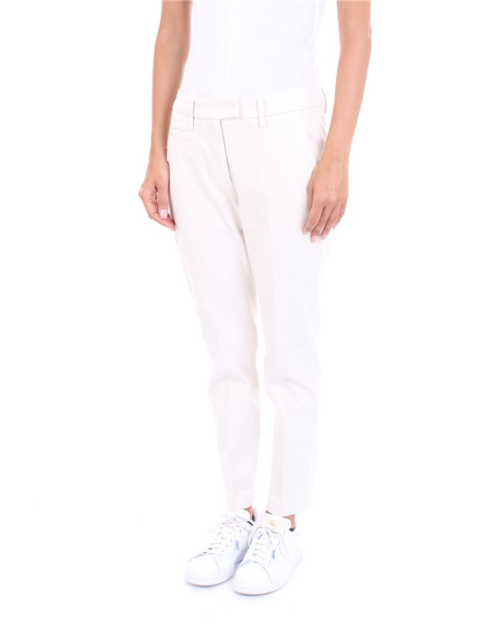 DONDUP Trousers Milk