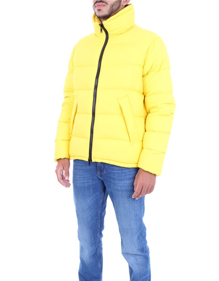 DONDUP Coat Yellow