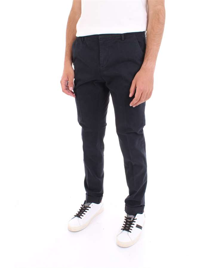 DONDUP Trousers Blue