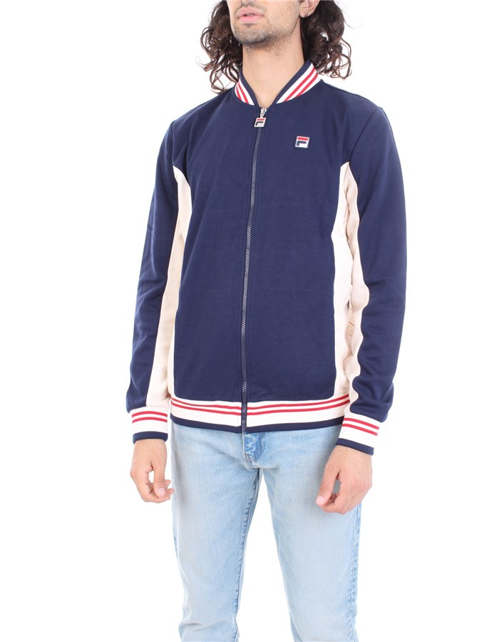 FILA Sweatshirt Blue