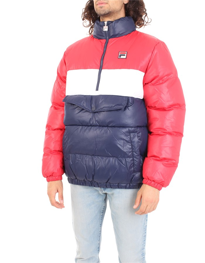 FILA Coat Blue