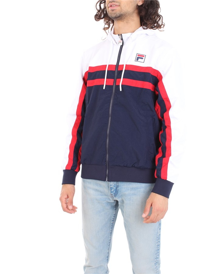FILA Coat white