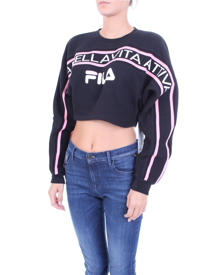 FILA Sweatshirt Black