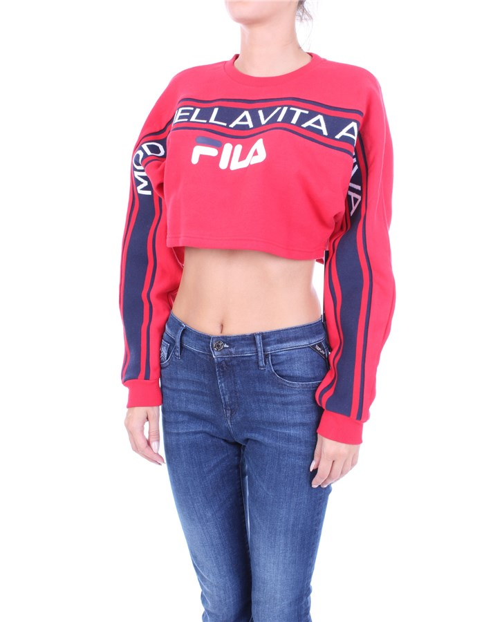 FILA Sweatshirt red