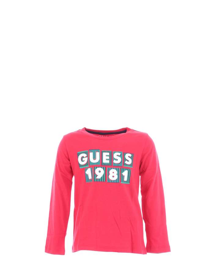 GUESS T-shirt Red