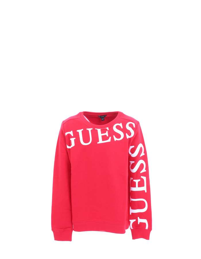 GUESS Sweatshirt Red