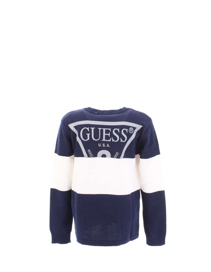 GUESS Sweater Blue