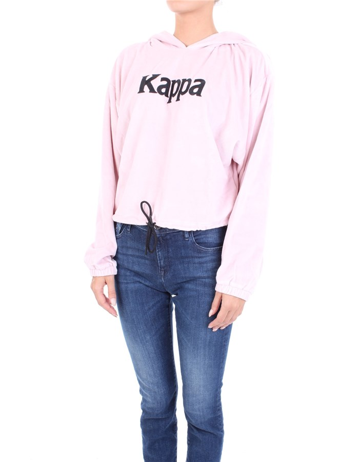 KAPPA Sweatshirt Rose