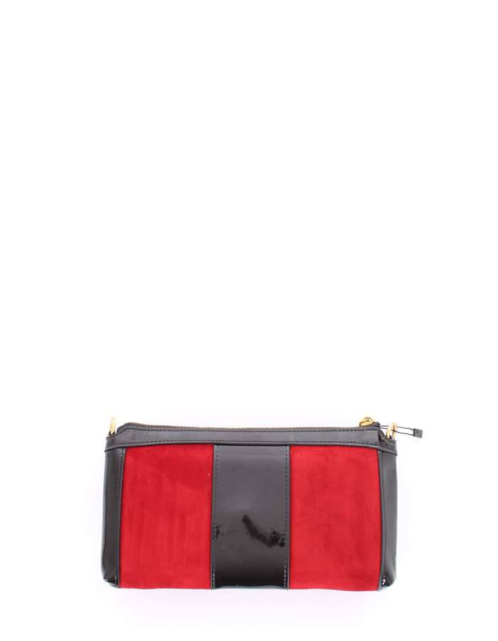 LA CARRIE BAG Shoulder bag Red