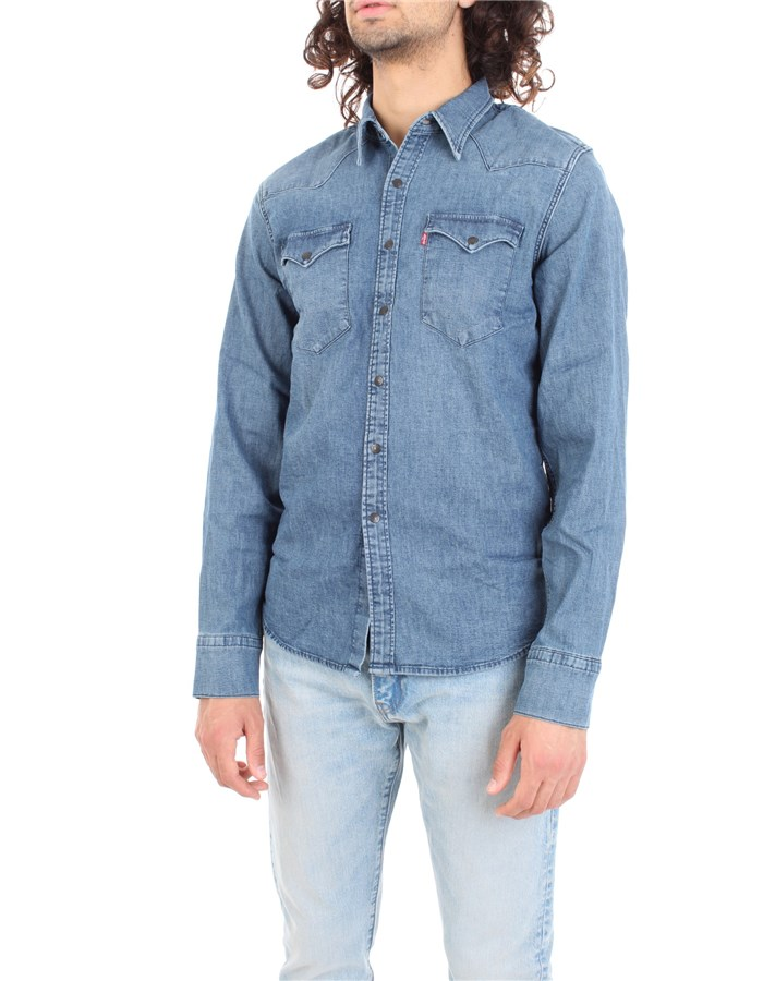 LEVI'S Shirt Light blue