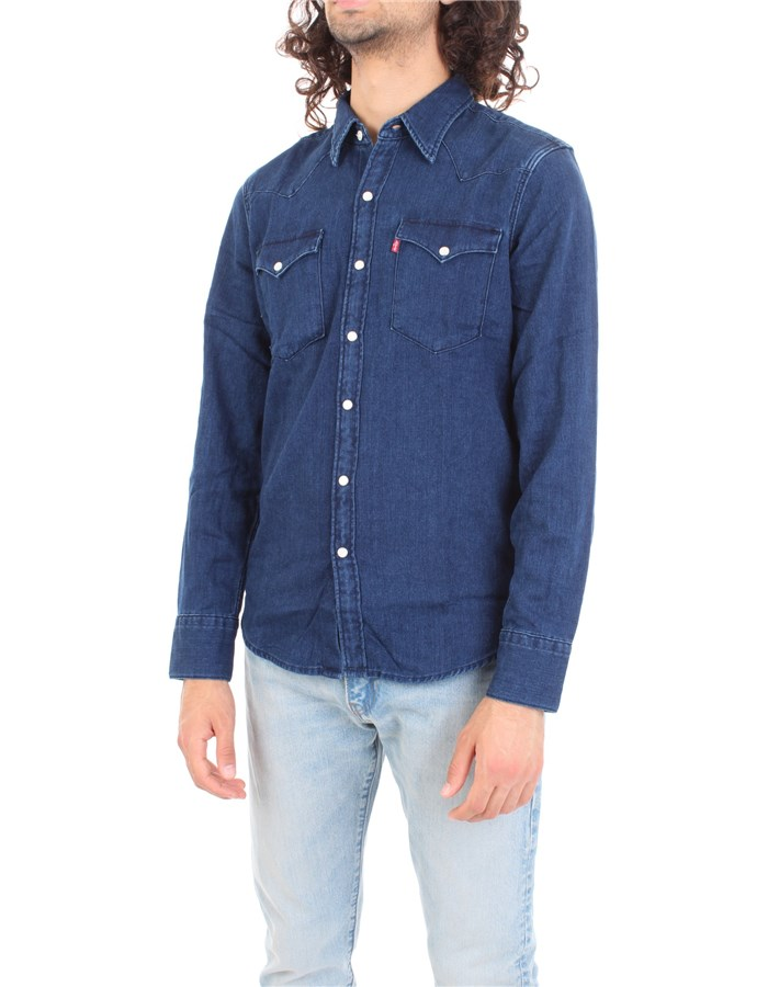 LEVI'S Shirt Dark blue