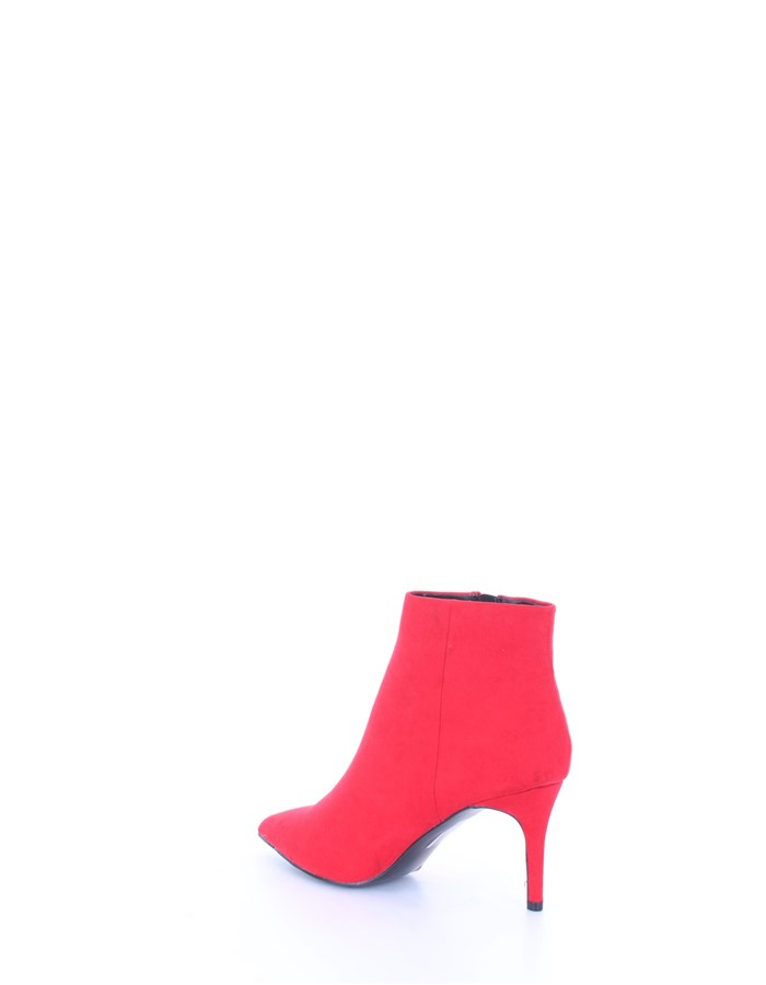 STEVE MADDEN boots Red