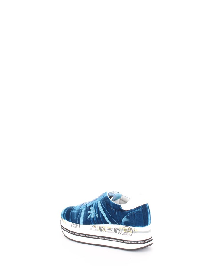 PREMIATA Sneakers Bluette