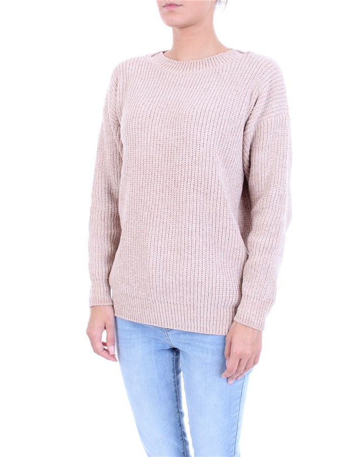 REPLAY Sweater Beige
