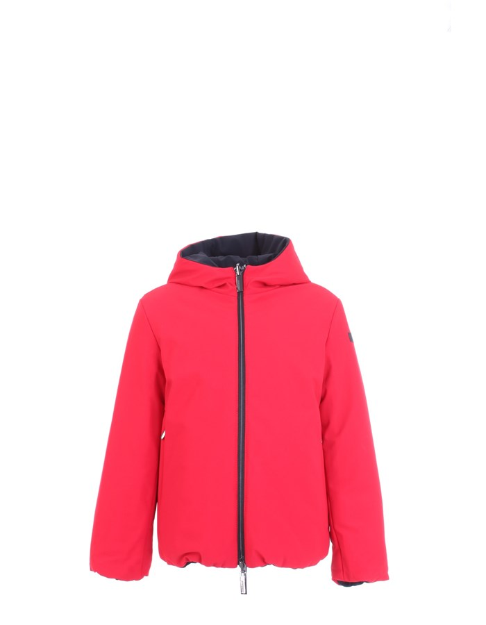 RRD Coat Red blue