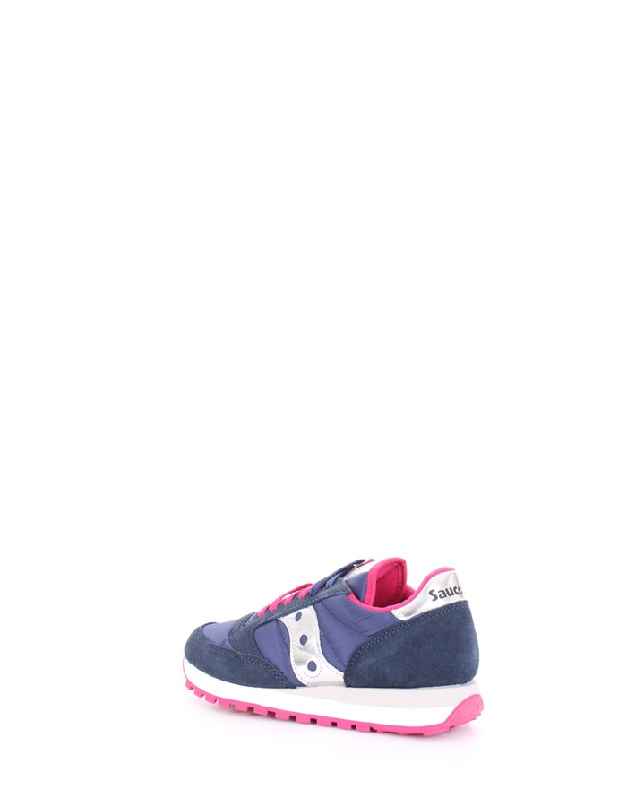 SAUCONY Sneakers Blue pink