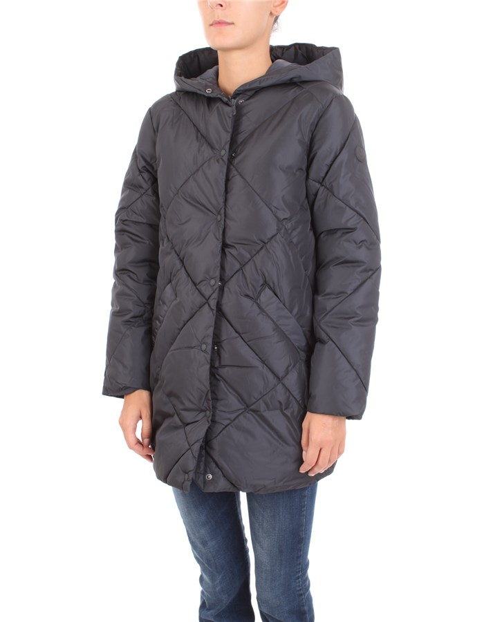 SAVE THE DUCK Coat Dark gray