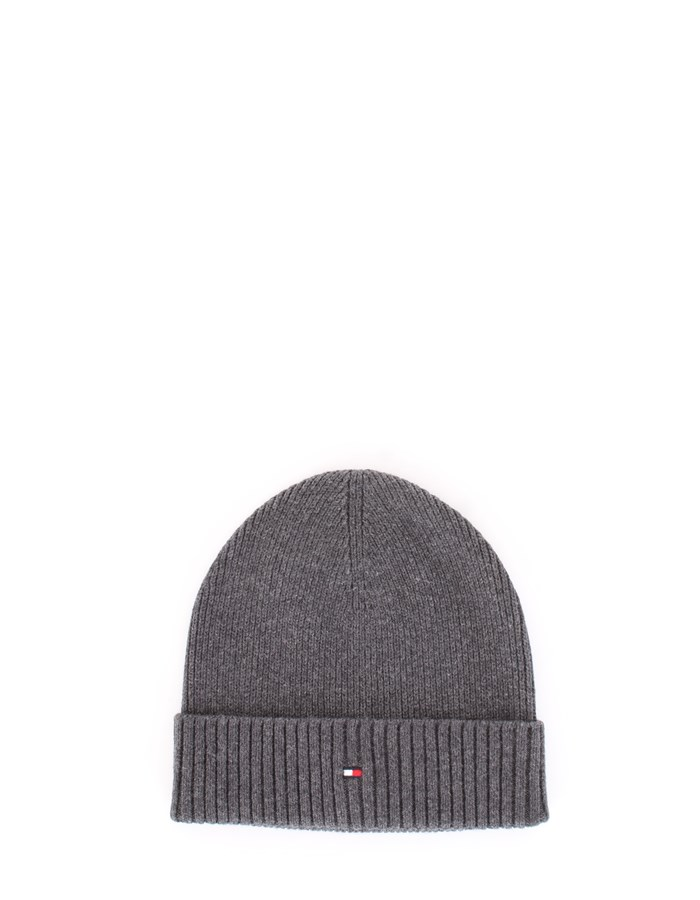 TOMMY HILFIGER Hat Dark gray