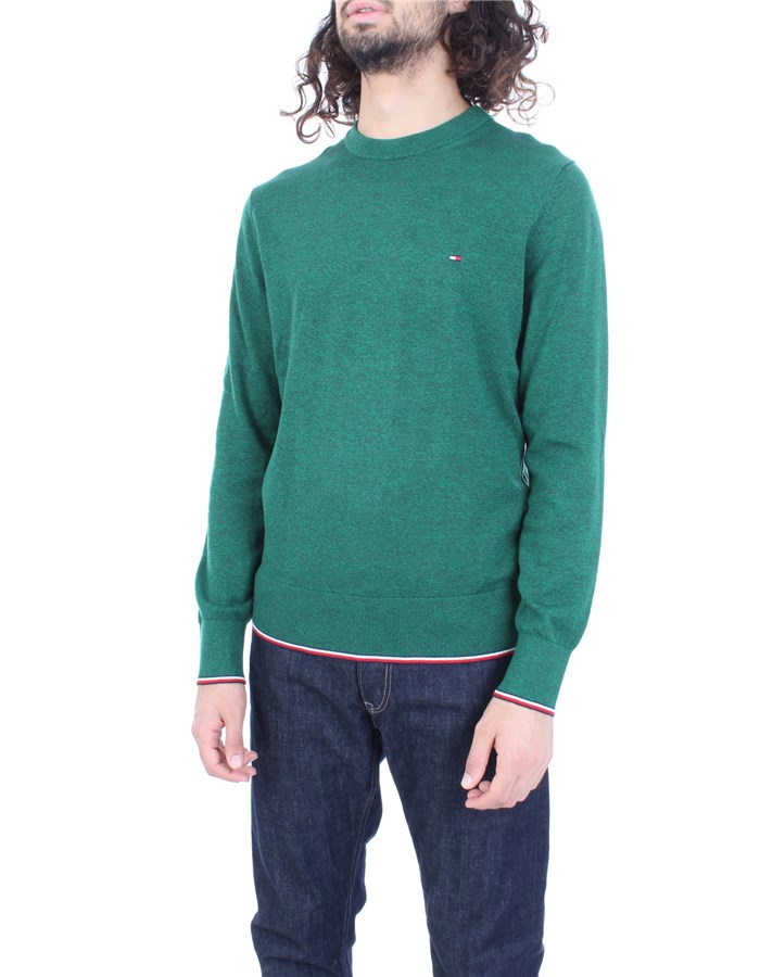 TOMMY HILFIGER Sweater Green