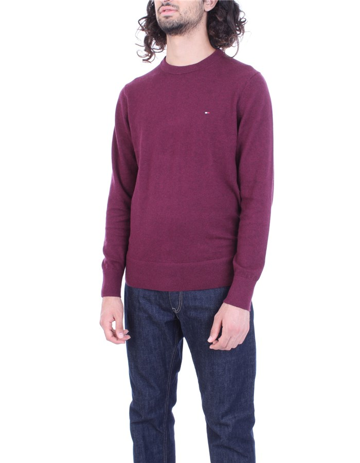 TOMMY HILFIGER Sweater Bordeau