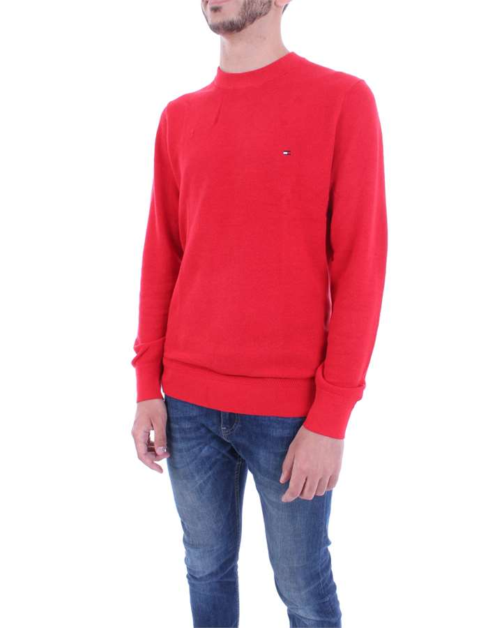 TOMMY HILFIGER Sweater Red