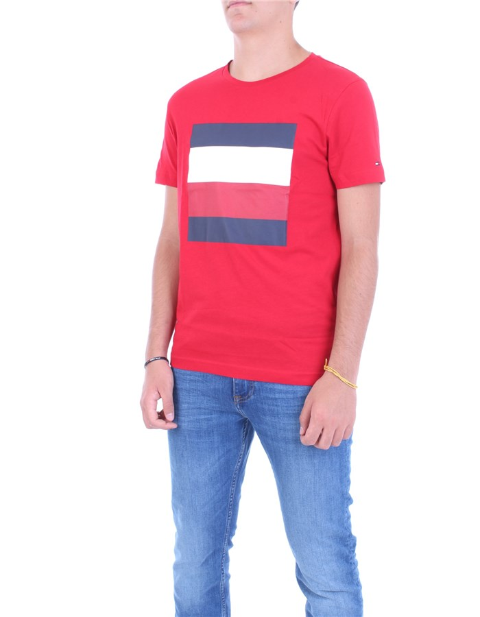 TOMMY HILFIGER T-shirt Red