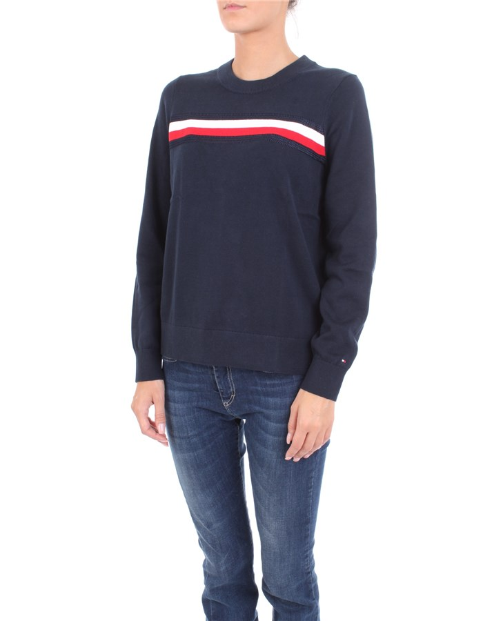 TOMMY HILFIGER Sweater Blue