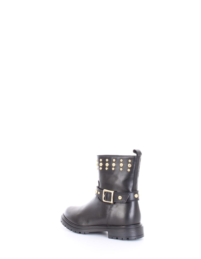 TWIN SET Boots Black