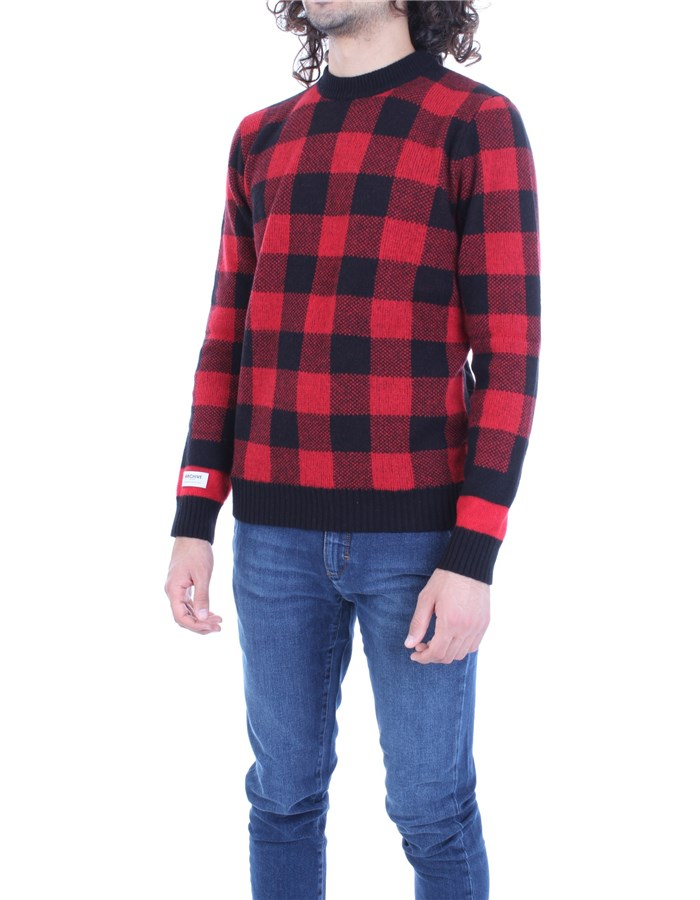 WOOLRICH Sweater red