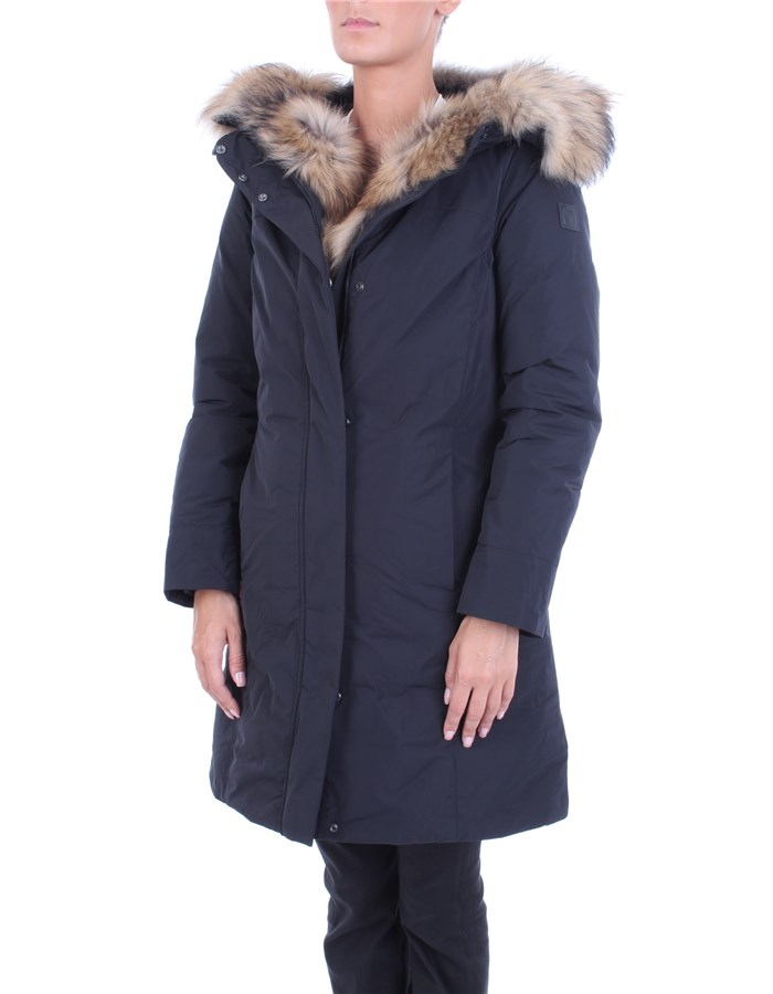 WOOLRICH Coat Black