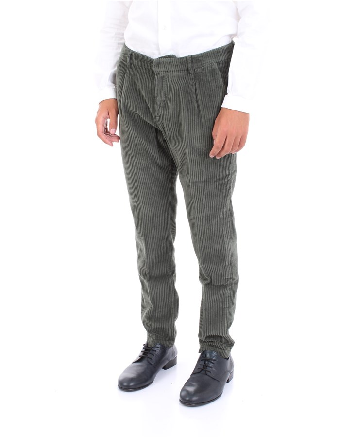YAN SIMMONS Trousers Green