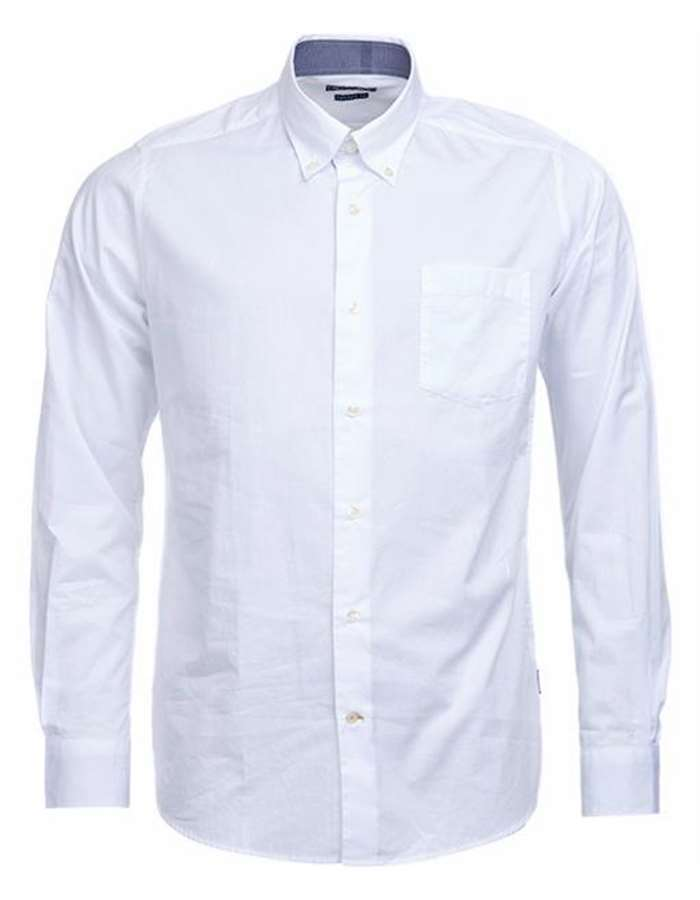 BARBOUR Camicia Bianco