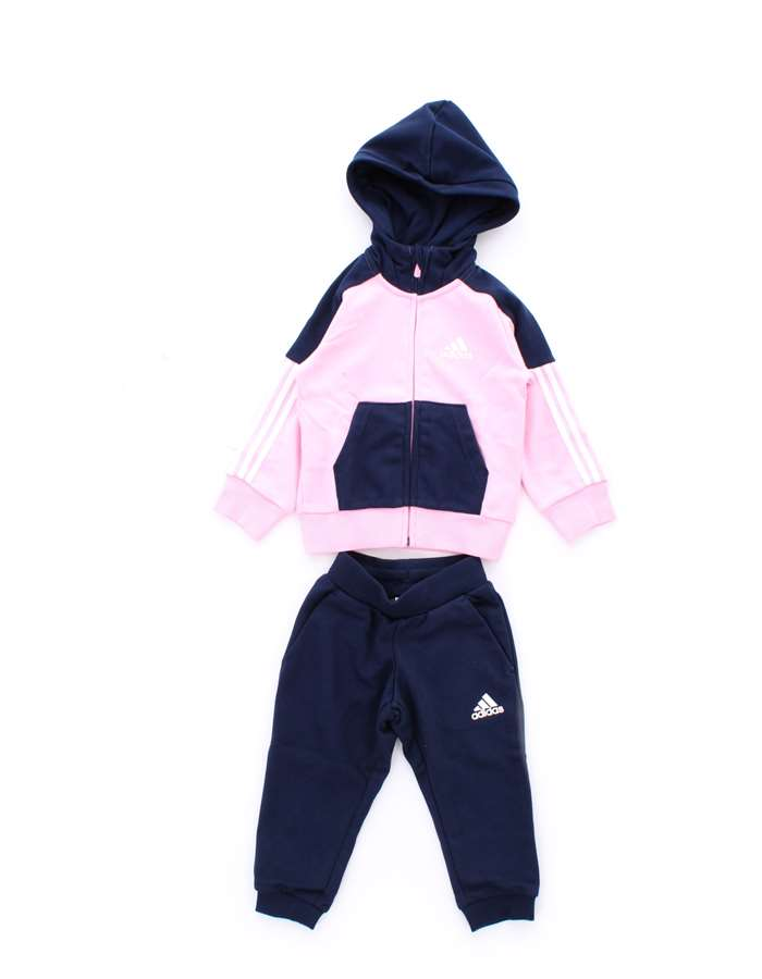 ADIDAS Suit Blue pink