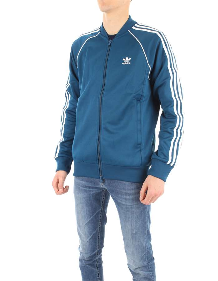 ADIDAS Jacket Blue marine